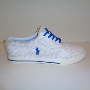 Polo Ralph Lauren VAUGHN White Fashion Sneakers